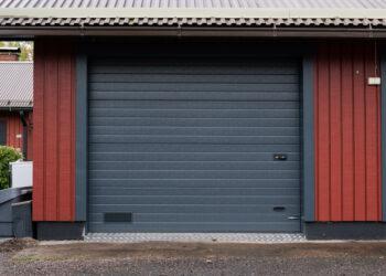 Doorway DW1 kapea vaakaura tummanharmaa nosto-oviremonttia